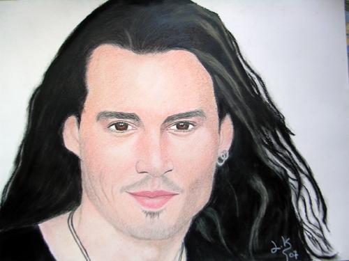 Johnny Depp par laeti06130